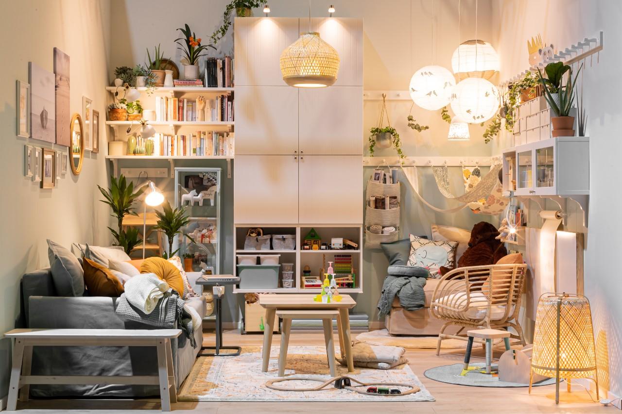 Condominio IKEA_Living
