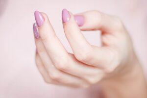 unghie gel colorate