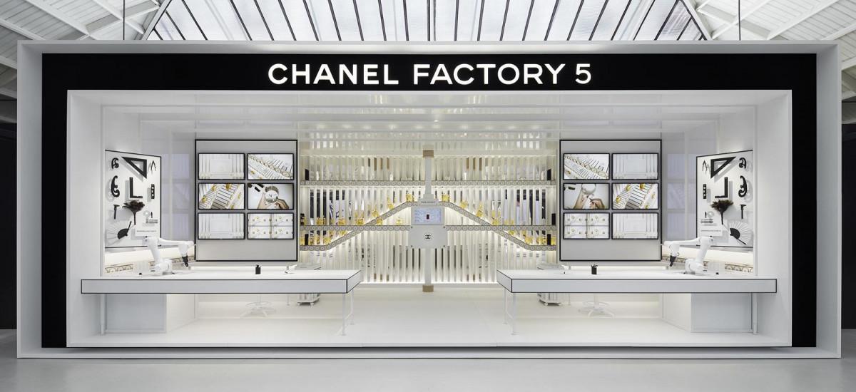 chanel factory 5 collezione