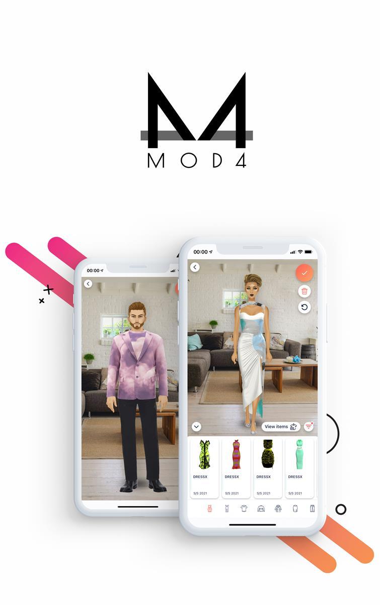 fashion gaming app mod4 luisaviaroma dressx