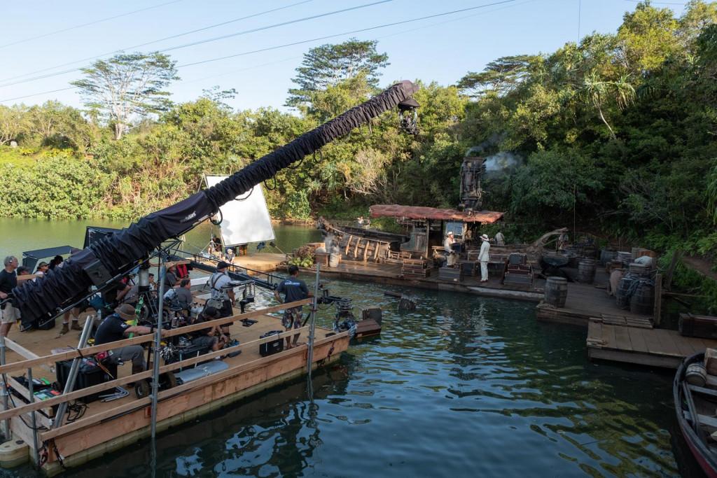jungle cruise nuovo film disney tutte le foto
