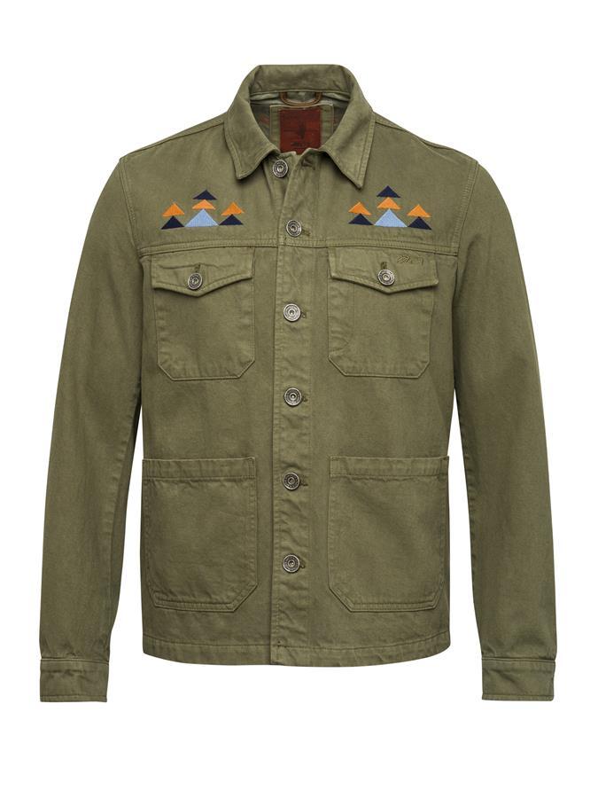 nuova collezione di giacche mcs