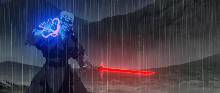 star wars visions quando esce trailer