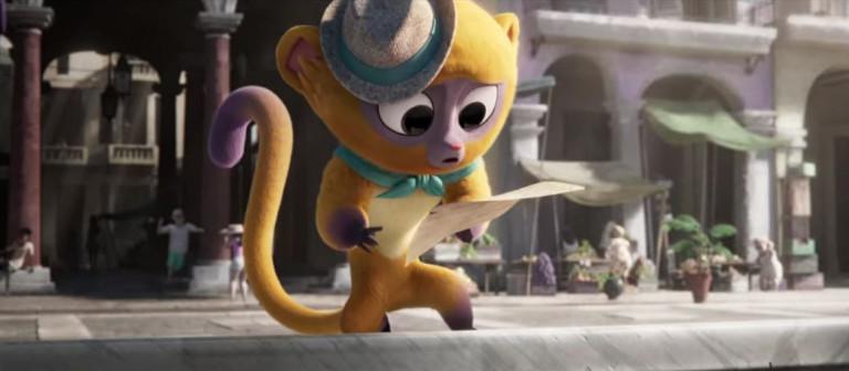Film d'animazione belli su Netflix