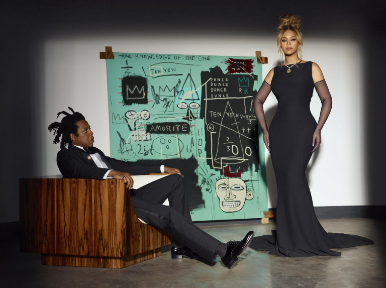 Beyoncé and JAY-Z for the Tiffany & Co. fall 2021 ABOUT LOVE campaign