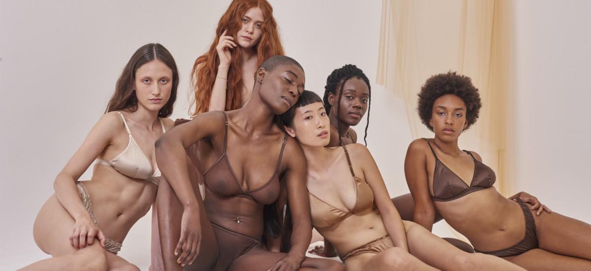 chite lingerie eco-sostenibile personalizzata