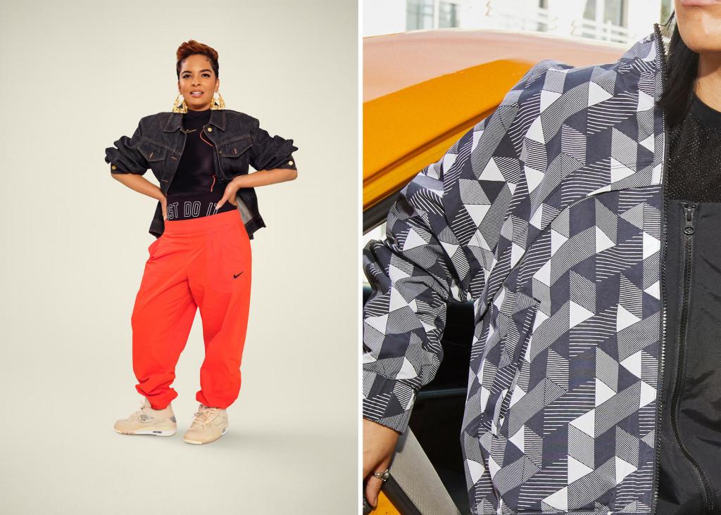 nike serena williams nuova collezione abbigliamento performance