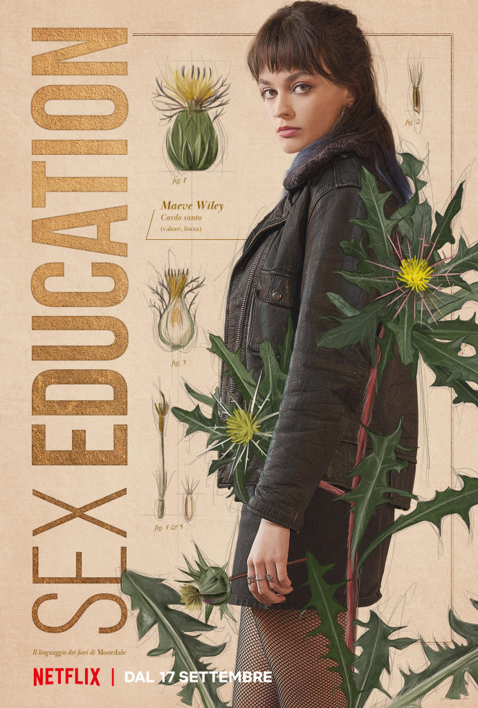 sex education stagione 3 streaming netflix trailer recensioni curiosita