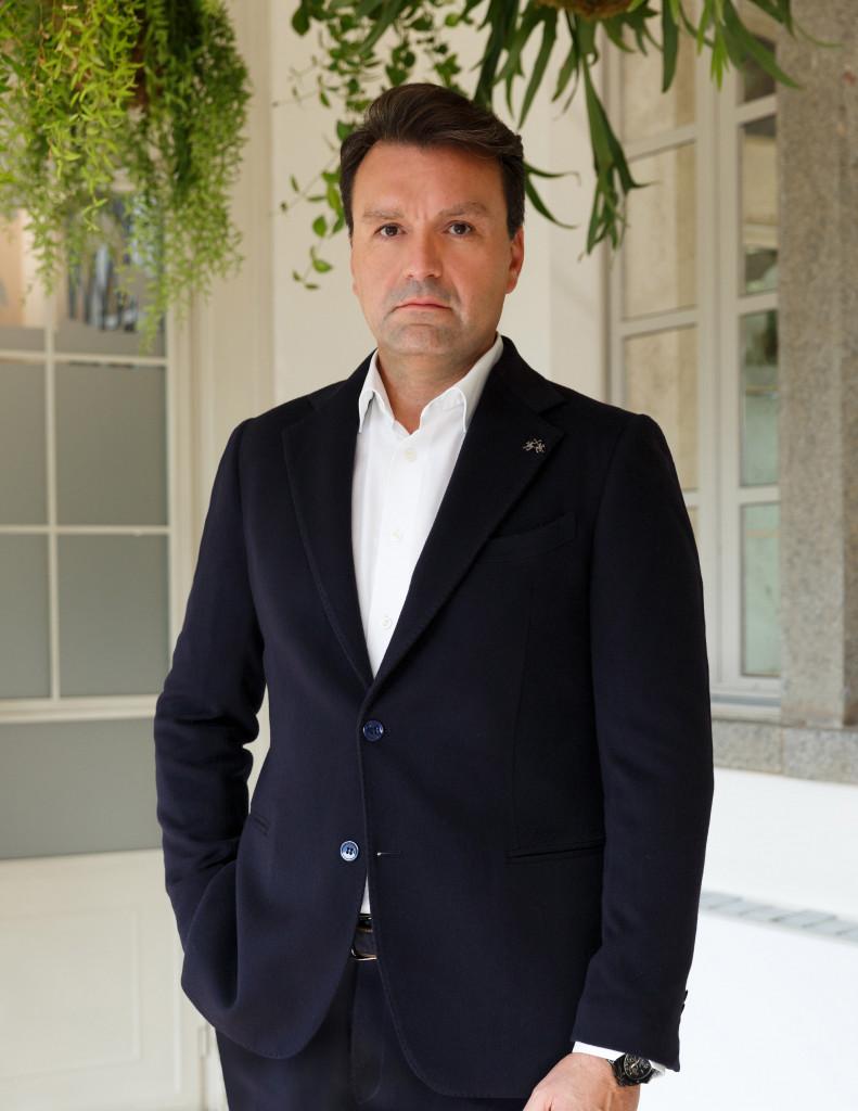 La_Martina_Alessandro Santamaria, Vice President portrait