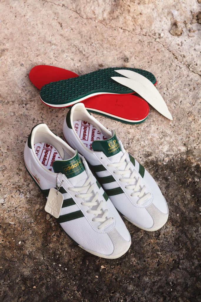 cp company adidas spezial capsule collection