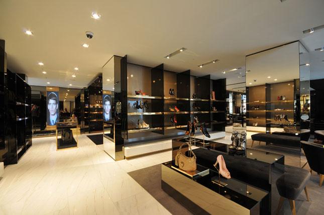 Boutique Gucci a Ekateringburg