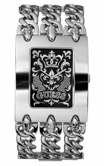 Orologio Guess Watches, Heavy Metal Crest