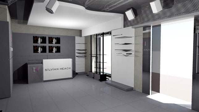 Boutique Silvian Heach a Napoli