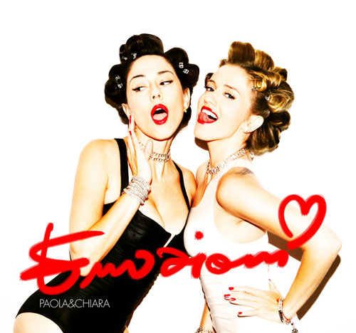 Album Paola & Chiara (in La Perla)