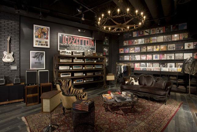 Store John Varvatos a Las Vegas