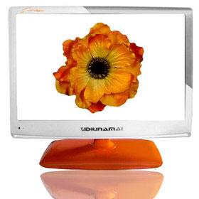 TV LCD 19'' serie WD 6500, Diunamai