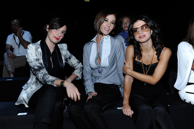 Paola Maugeri, Chiara Tortorella e Dolcenera