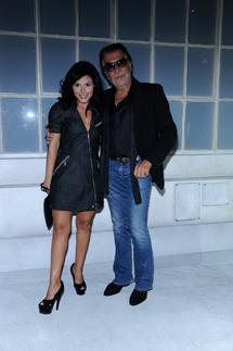 Giusy Ferreri e Roberto Cavalli