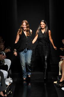 Alessandra Moschillo e Cristina Lombardi