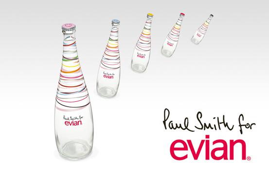 Paul Smith per Evian