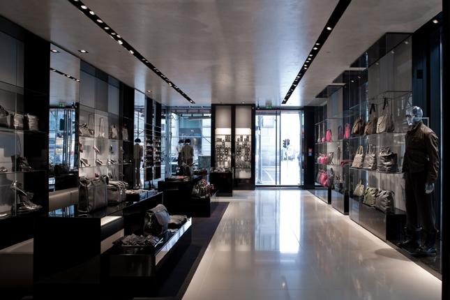 Boutique Emporio Armani a Berlino