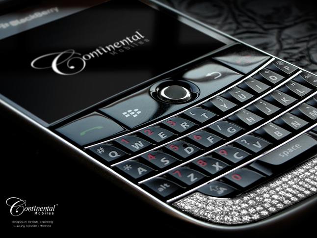 Blackberry Bold Diamond Luxury