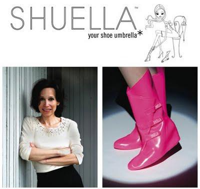 Rebecca Miller e Shuella