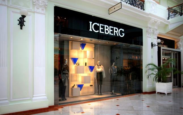 Boutique Iceberg a Mosca