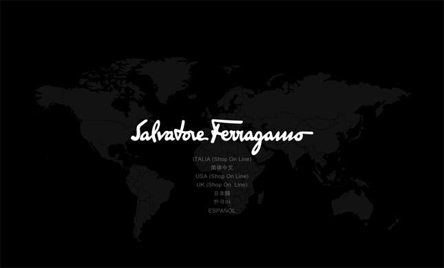 Sito Salvatore Ferragamo