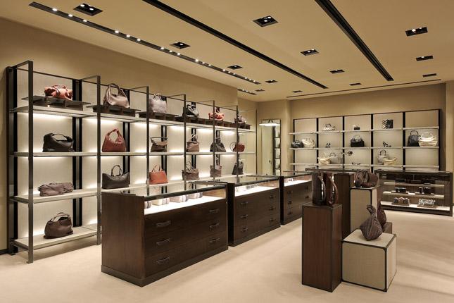 Boutique Bottega Veneta a Singapore