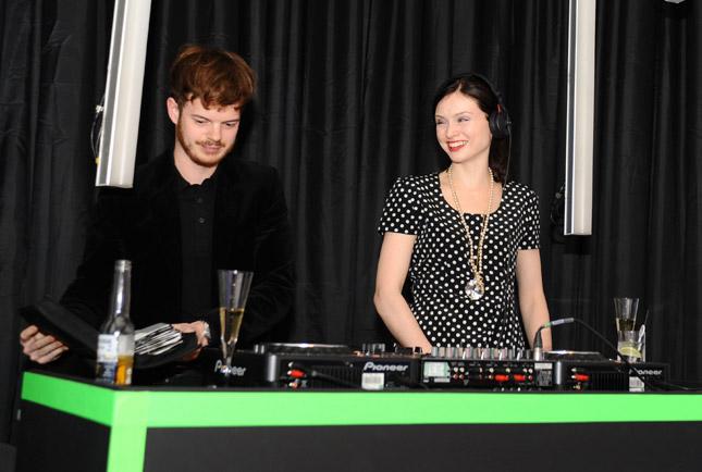 Sophie Ellis, Bextor e Richard Jones