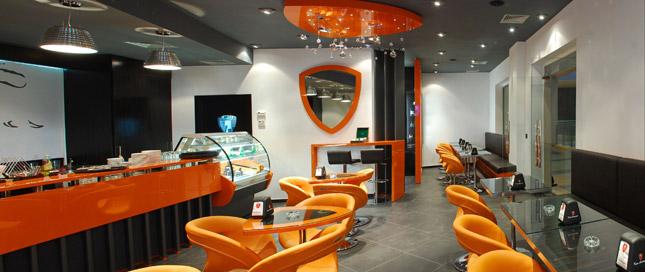 Tonino Lamborghini Caffè Lounge