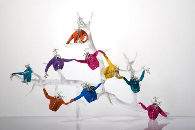 United Colors of Benetton per l'albero di Natale