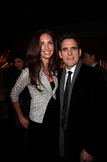 Eugenia Silva e Matt Dillon