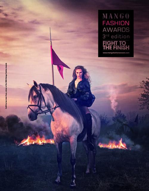 """MANGO presenta la terza edizione di """"el Botón""""- MANGO Fashion Awards"""