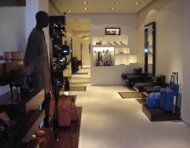 Boutique Moreschi a Roma