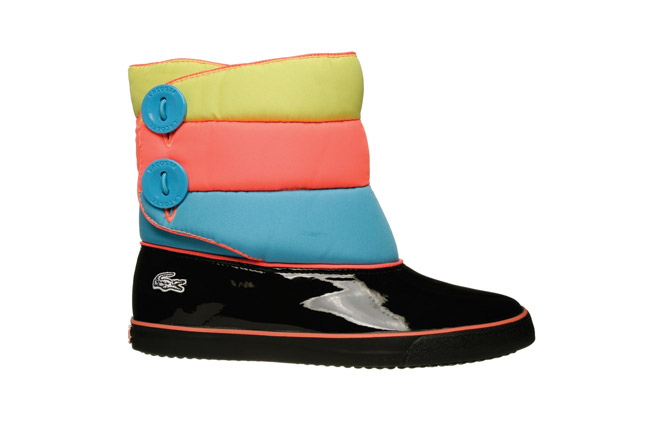 Stivaletto pop by Lacoste