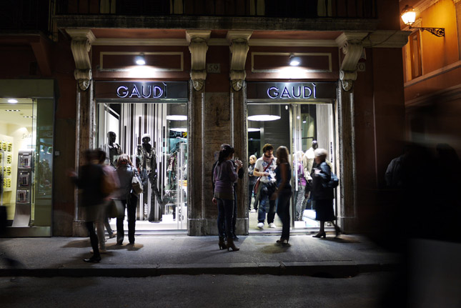 Boutique Gaudì a Roma
