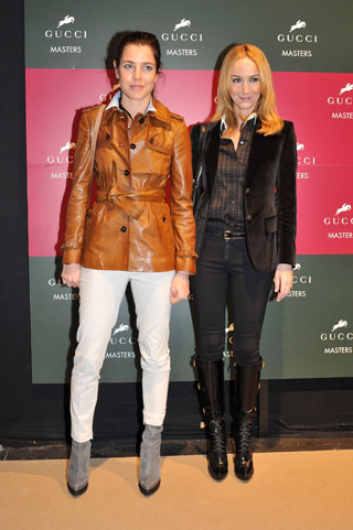 Charlotte Casiraghi e Frida Giannini