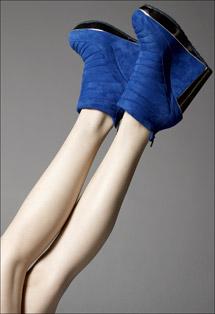 Chaussure Stella Sarpong photo Sol Sanchez
