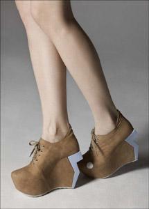 Chaussures Saurabh Banka photo Sol Sanchez