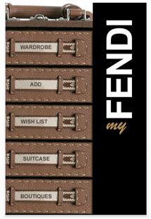 MyFendi per iPhone