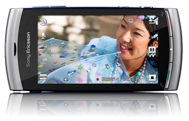 Sony Ericsson Vivaz™