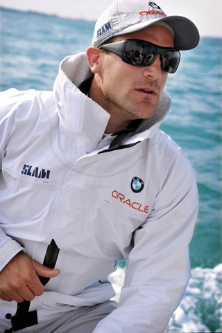 Slam fornitore ufficiale di BMW ORACLE Racing