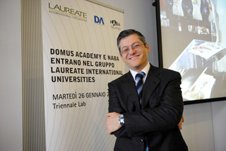 Douglas L. Becker, Chairman e CEO di Laureate Education