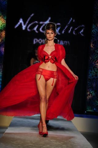 Natalia Vodianova per Etam