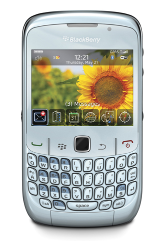 BlackBerry Curve 8520 Frost