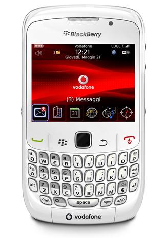 BlackBerry Curve 8520 White