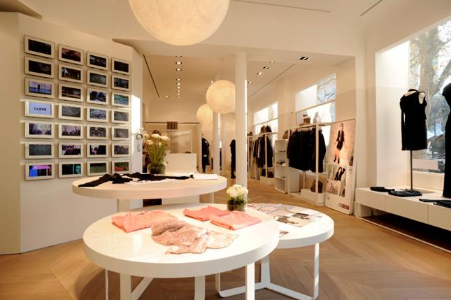 Nuova boutique comptoir des cotonniers a paris fashion times - Boutiques comptoir des cotonniers ...