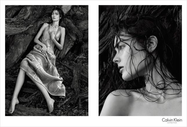 Women's Calvin Klein Collection: © 2009 David Sims